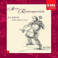 Mstislav Rostropovich – Bach - Cello Suites