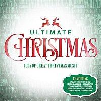 Přední strana obalu CD Ultimate... Christmas