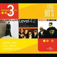 Přední strana obalu CD Lloyd Cole/ Level 42/ The Christians