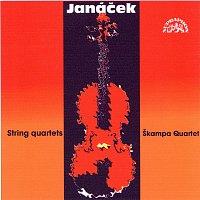 Janáček: Smyčcové kvartety č. 1, 2