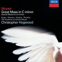 Arleen Augér, Lynne Dawson, John Mark Ainsley, David Thomas, Christopher Hogwood – Mozart: Mass in C Minor