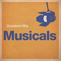 Přední strana obalu CD Greatest Hits: Musicals