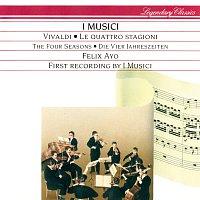 Felix Ayo, I Musici – Vivaldi: Le Quattro Stagioni (The 4 Seasons)