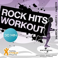 Různí interpreti – Rock Hits Workout 60 - 145 - 90bpm Ideal For Cardio Machines, Circuit Training, Jogging, Gym Cycle & General Fitness