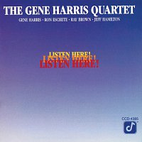 The Gene Harris Quartet – Listen Here!