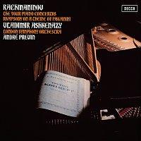 Vladimír Ashkenazy, London Symphony Orchestra, André Previn – Rachmaninov: Piano Concertos Nos. 1-4; Rhapsody on a Theme of Paganini