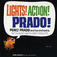 Přední strana obalu CD Lights! Action! Prado!