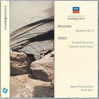 "Wiener Philharmoniker, Horst Stein – Bruckner: Symphony No.2 / Weber: ""Euryanthe"" Overture etc"