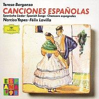Teresa Berganza, Narciso Yepes, Felix Lavilla – Various: Canciones espanolas