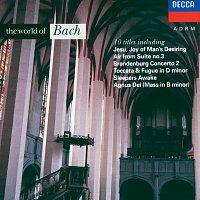 Henryk Szeryng, Kathleen Ferrier, Peter Hurford, George Guest, Karl Munchinger – The World of Bach
