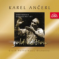 Ančerl Gold Edition 39. Šostakovič: Symfonie č. 1 a 5