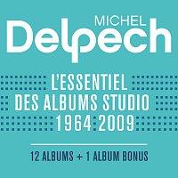 Michel Delpech – L'essentiel des albums studio 1964 - 2009