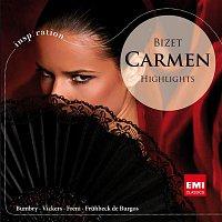 Various, Rafael Fruhbeck de Burgos – Bizet: Carmen - Highlights