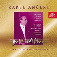Česká filharmonie, Karel Ančerl – Ančerl Gold Edition 28. Novák: V Tatrách - Slavický: Moravské taneční fantazie, Rapsodické variace