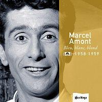 Přední strana obalu CD Heritage - Bleu, Blanc, Blond - Polydor (1958-1959)