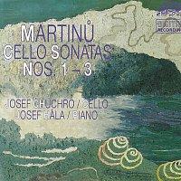 Josef Chuchro & Josef Hála – Martinů : Sonáty č. 1-3