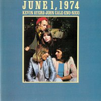 Brian Eno, John Cale, Nico, Kevin Ayers – June 1, 1974 [Live At The Rainbow Theatre / 1974]