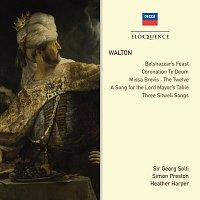Sir Georg Solti, Simon Preston, Heather Harper – Walton: Belshazzar's Feast; Coronation Te Deum; Choral Works; Songs