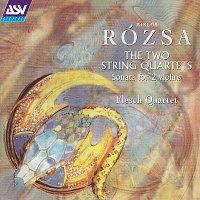 The Flesch Quartet – Rozsa: The 2 String Quartets