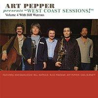 "Art Pepper – Art Pepper Presents ""West Coast Sessions!"" Volume 4: Bill Watrous"