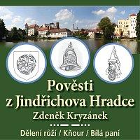 Přední strana obalu CD Pověsti z Jindřichova Hradce