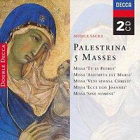 Choir Of The Carmelite Priory, London, Choir Of St. John's College, Cambridge – Palestrina: 5 Masses