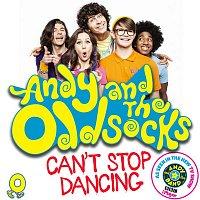 Přední strana obalu CD Can't Stop Dancing