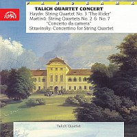 Joseph Haydn – Koncert pro kvarteto