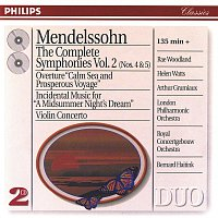 London Philharmonic Orchestra, Royal Concertgebouw Orchestra, Bernard Haitink – Mendelssohn: The Symphonies Vol.2; Violin Concerto; A Midsummer Night's Dream