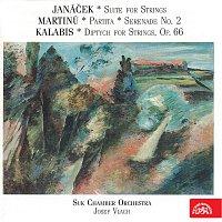 Sukův komorní orchestr, Josef Vlach – Janáček, Martinů, Kalabis: Skladby pro smyčce