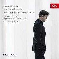 Přední strana obalu CD Janáček: Suity z oper - Její pastorkyňa, Káťa Kabanová, Osud