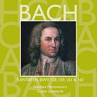 Nikolaus Harnoncourt – Bach, JS : Sacred Cantatas BWV Nos 158, 159, 161 & 162