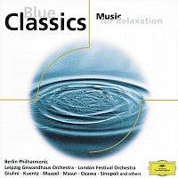 Berliner Philharmoniker, Gewandhausorchester Leipzig, Carlo Maria Giulini – Blue Classics - Music for Relaxation