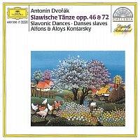 Aloys Kontarsky, Alfons Kontarsky – Dvorák: Slavonic Dances Opp. 46 & 72