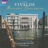 Daniel Smith, English Chamber Orchestra, Sir Philip Ledger – Vivaldi Bassoon Concertos Vol. 1
