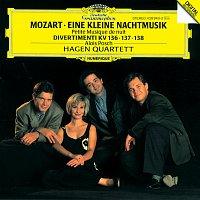 """Hagen Quartett – Mozart: Serenade No.13 in G K525 """"Eine Kleine Nachtmusik""""; Divertimenti"""