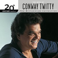 Přední strana obalu CD 20th Century Masters: The Millennium Collection: Best Of Conway Twitty