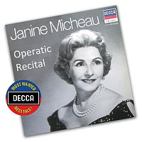 Janine Michaeu, Paris Conservatoire Orchestra, Roger Desormiere – Operatic Recital