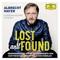 Albrecht Mayer, Kammerakademie Potsdam – Lost And Found - Oboenkonzerte des 18. Jahrhunderts von Hoffmeister, Lebrun, Fiala und Koželuh