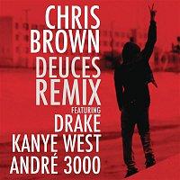 Chris Brown, Drake, Kanye West, Andre 3000 – Deuces Remix