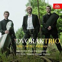 Přední strana obalu CD Dvořák: Dumky, Slovanské tance - Smetana: Klavírní trio g moll
