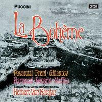 Mirella Freni, Luciano Pavarotti, Berliner Philharmoniker, Herbert von Karajan – Puccini: La Boheme
