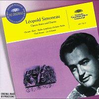 Přední strana obalu CD Léopold Simoneau - French & Italian Arias And Duets