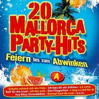Různí interpreti – 20 Mallorca Party-Hits - Feiern bis zum Abwinken Folge 1 - A