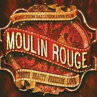 Přední strana obalu CD Moulin Rouge