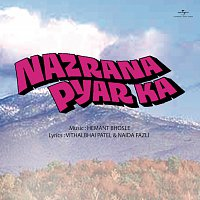 Přední strana obalu CD Nazrana Pyar Ka