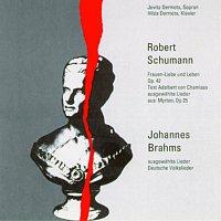 Jovita Dermota – Lieder von Robert Schumann und Johannes Brahms