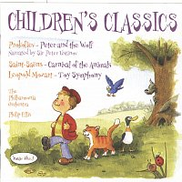 Peter Ustinov, Nicholas Walker, Laura O'Gorman, The Philharmonia, Philip Ellis – Prokofiev: Peter and the Wolf / Saint-Saens: Carnival of the Animals