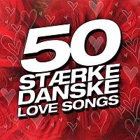 Various  Artists – 50 Staerke Danske Love Songs