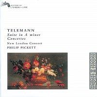 Philip Pickett, Mark Levy, New London Consort – Telemann: Recorder Concertos